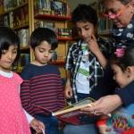 Buchpatenprojekte für Flüchtlinge © Frank Bender