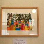 Kunstausstellung der Demenzhilfe © privat
