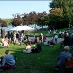Open-Air-Konzert im Park Mausoleum von Carstanjen © Bernhard Hallerbach